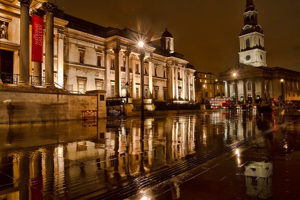 National Gallery (Londres, UK)